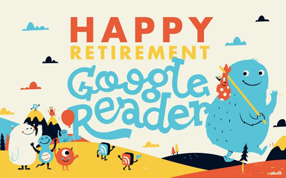 Bye-Google-Reader